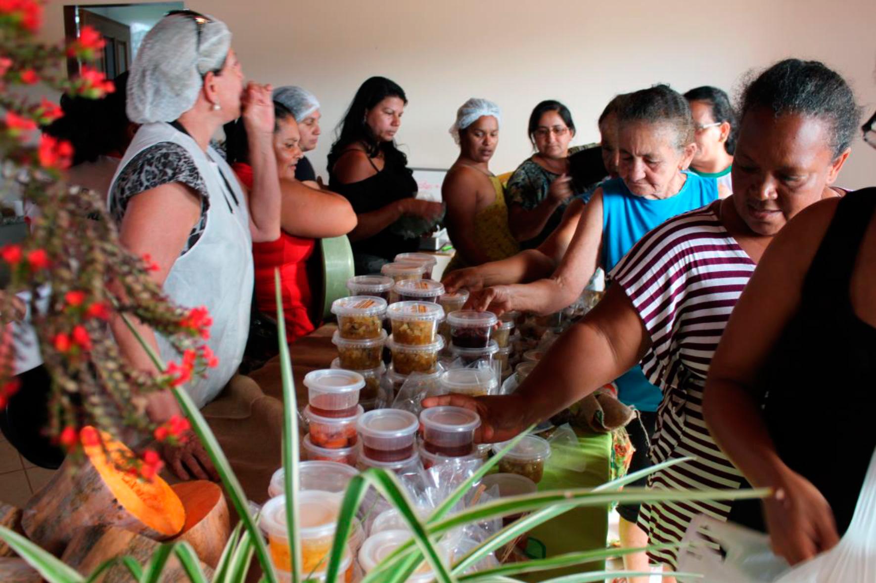 Fotos Oficina de doces e compotas em Jardim Novo – Teixeira de Freitas.