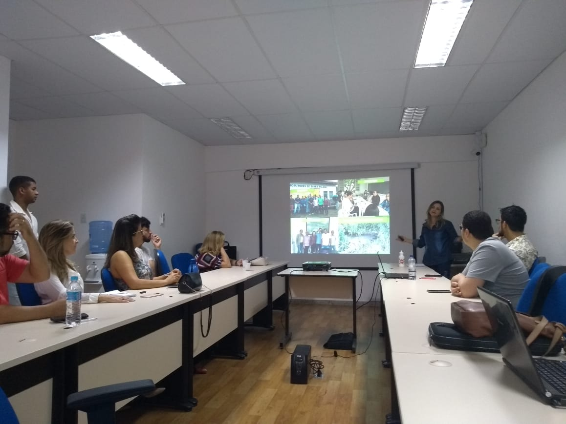 Reunião dos Coordenadores de Extensão 2018