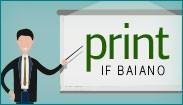 Clique para entrar no PRINT