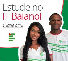 Estude no IF Baiano