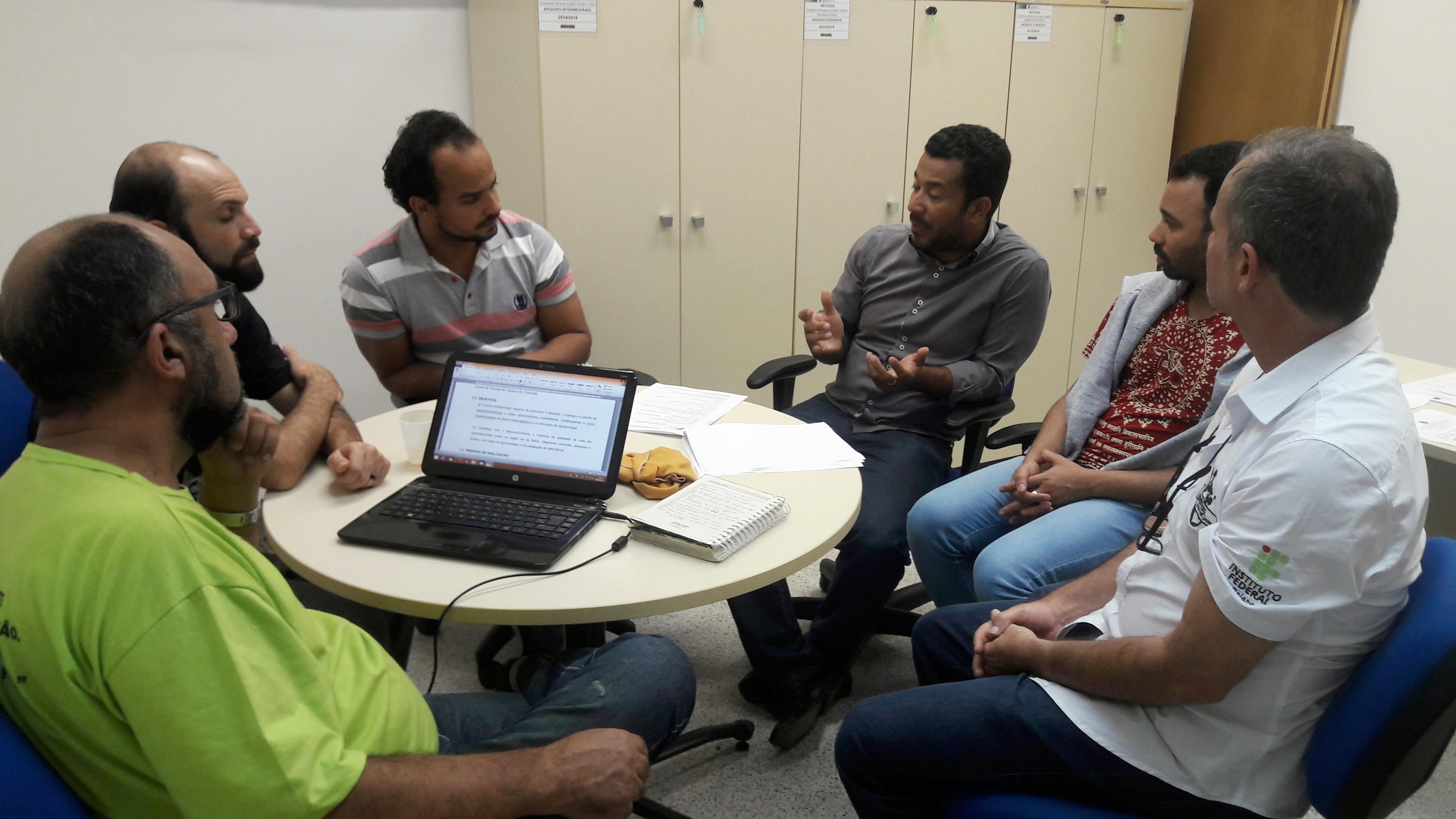 Representantes da Efase e do IF Baiano assinaram Termo de Cooperação nesta quarta-feira, 9.