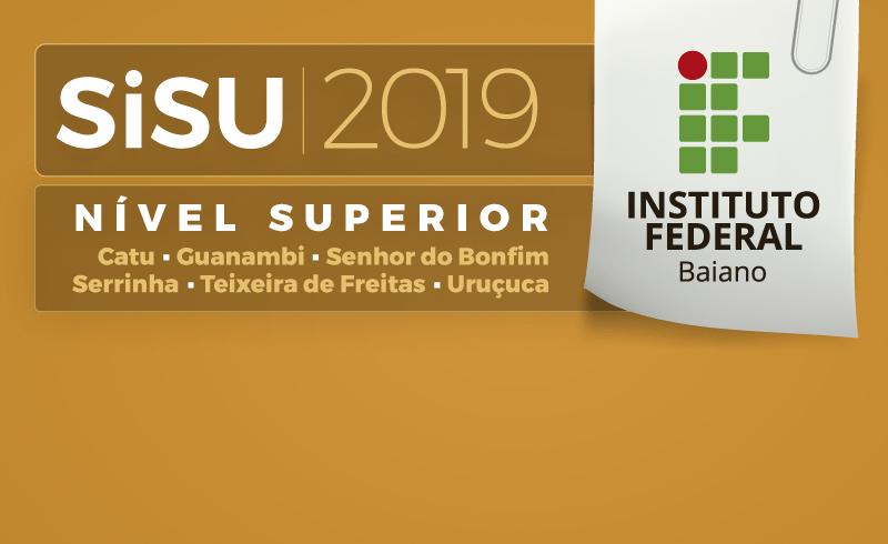 Disponível classificação dos candidatos da lista de espera do SiSU 2019