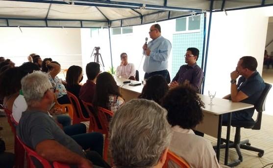 Campus Xique-Xique realiza primeira Aula Inaugural em nova sede