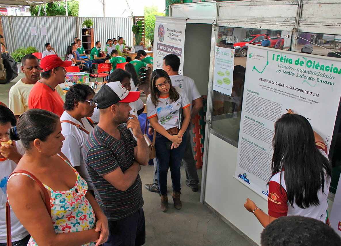 IF Baiano leva programação diversa à 49ª Exposição Agropecuária de Itapetinga