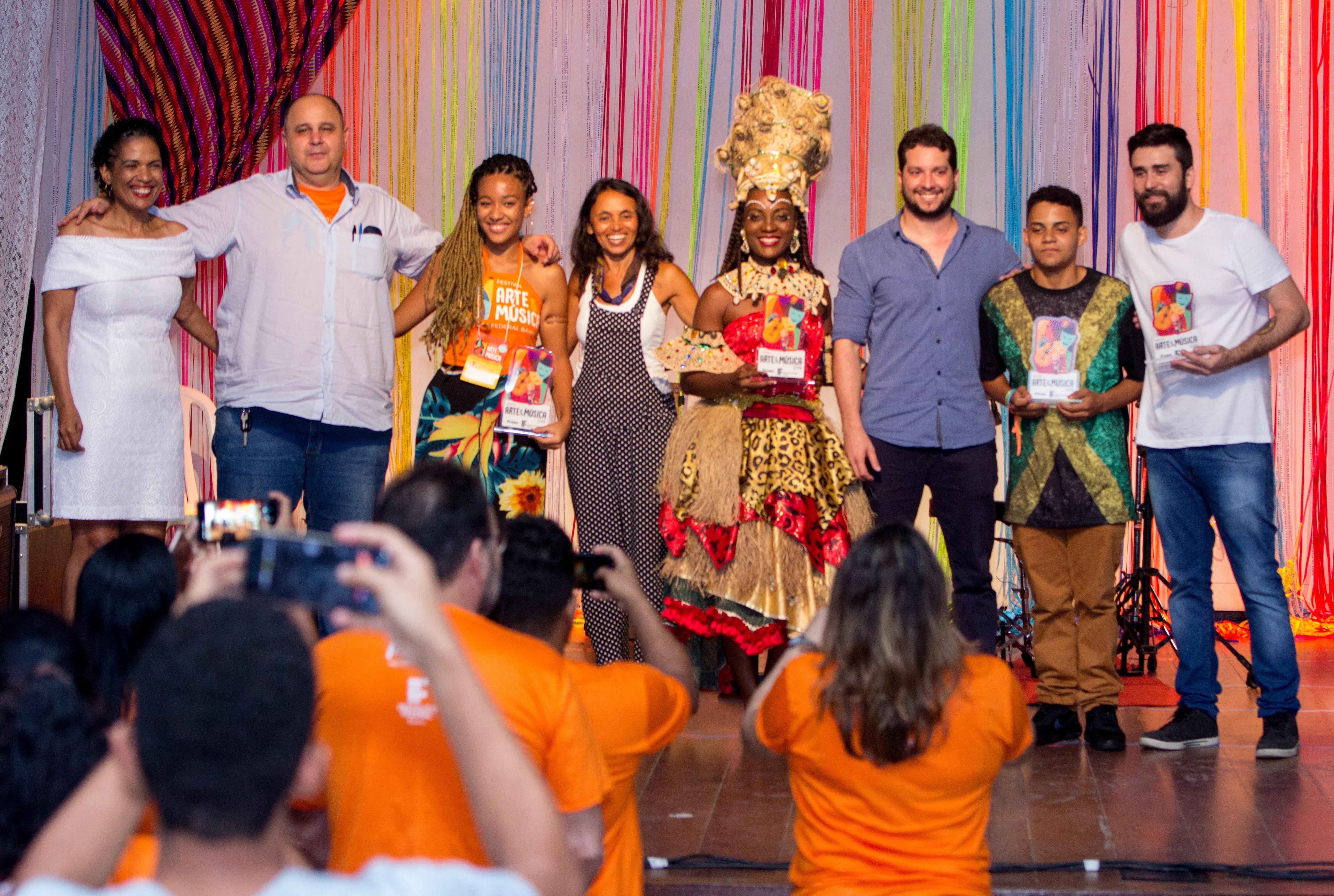 Conheça os vencedores do 1° Festival de Arte e Música do IF Baiano