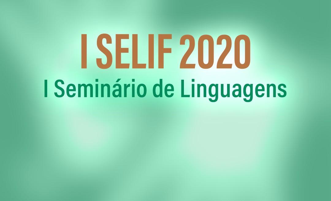 I Seminário de Linguagens do IF Baiano recebe inscrições até 16 de agosto